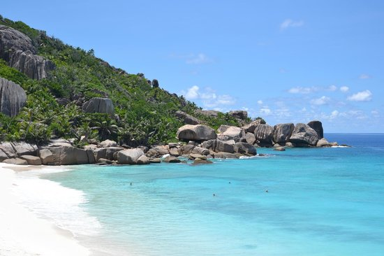 Sisters Islands Private: Plage de Grande Soeur