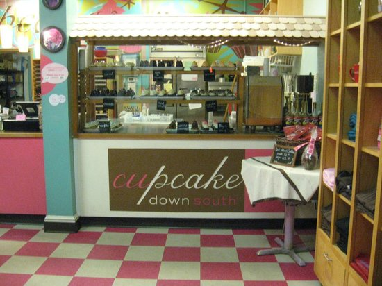 Cupcake DownSouth: jPlethora of choices