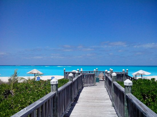Club Med Columbus Isle : La plage
