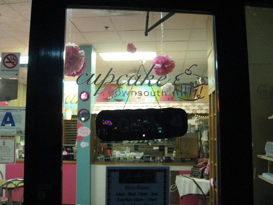 Cupcake DownSouth: Entrance