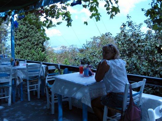 Taverna Zia No Stress: magnificent view