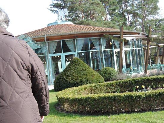 Travel Charme Hotel Bernstein: Gartenpavillon