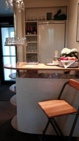 Klughardt Hotel: Bar