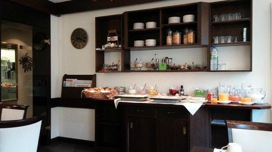 Klughardt Hotel: Breakfast