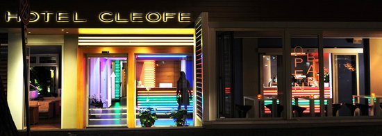 Hotel Cleofe: Reception