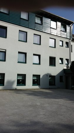 Klughardt Hotel: Hotels background parking