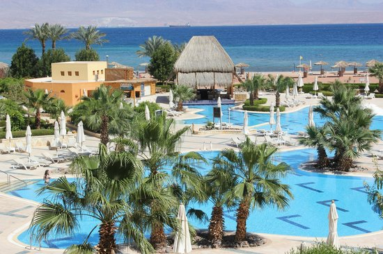 Strand Beach and Golf Resort Taba Heights: вид из номера