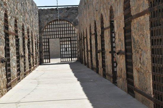 Yuma Territorial Prison State Historic Park : Cell Blocks