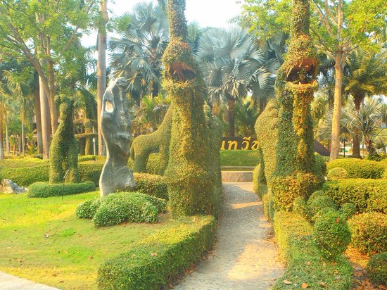 Horizon Village & Resort: jardin