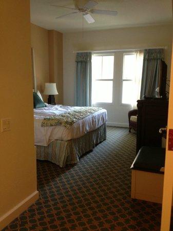 Disney's BoardWalk Villas: Bedroom