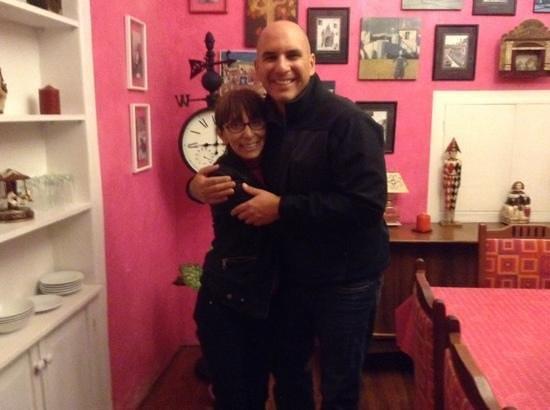La Casa Amarilla : here with Jenny