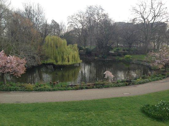 Parque de St. James: st. james park