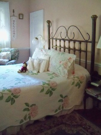 Mount Dora Historic Inn: Roo,