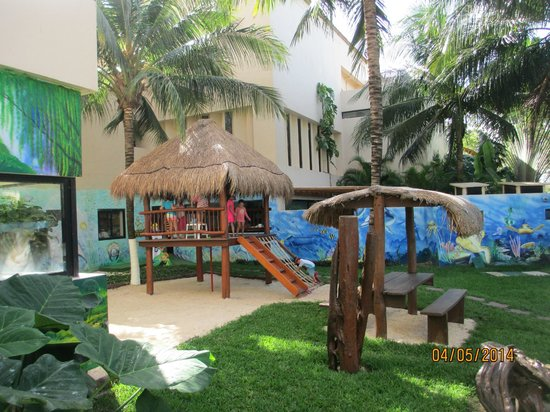 Dreams Puerto Aventuras Resort & Spa: Treehouse at Explorer Club