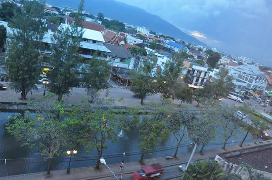 Amora Resort Tapae Chiangmai : vista