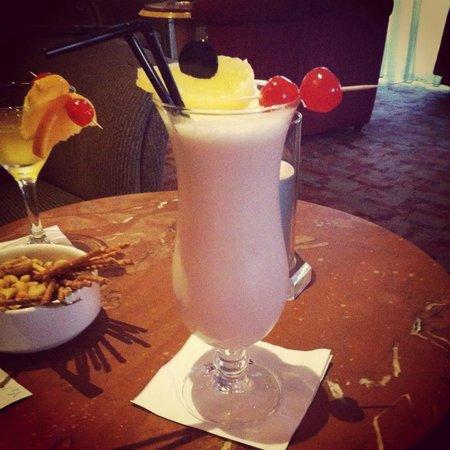 Maritim Antonine Hotel & Spa : Best Pina Colada!!!