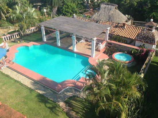 Hotel Paraiso Escondido: Alberca