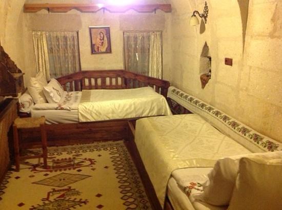 Gamirasu Cave Hotel: Second Room