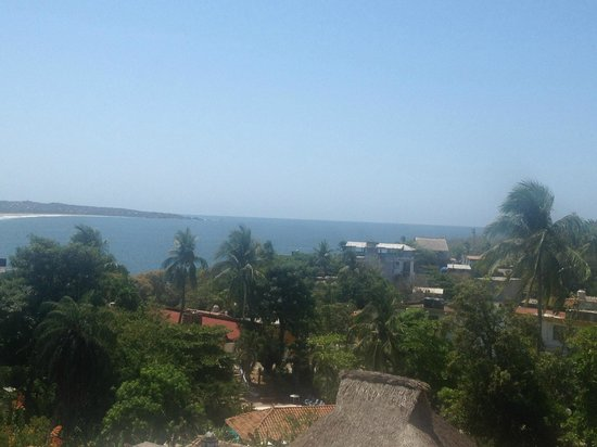 Hotel Paraiso Escondido: Vista desde suite