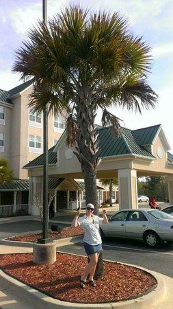 Country Inn & Suites by Radisson, Macon North, GA: Day 1 of vacation...