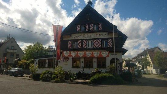 Hotel - Restaurant Krone