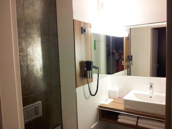 Bohem Art Hotel: Ванная