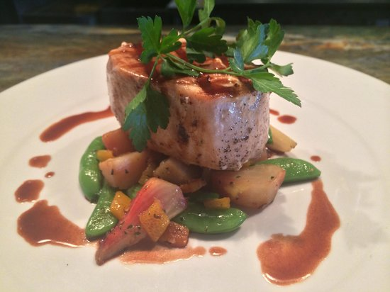 Fly N Fish Oyster Bar and Grill: Swordfish Special 4/6/14