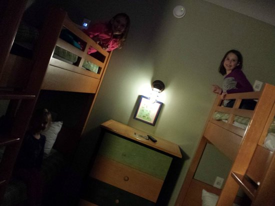 Radisson Hotel Bloomington by Mall of America: Bunk Beds