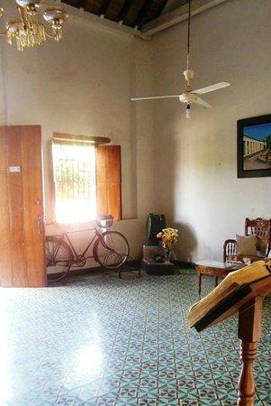 Casa Hotel Villa de Mompox : Hall