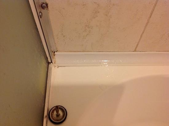 Pera Rose Hotel: disgusting shower