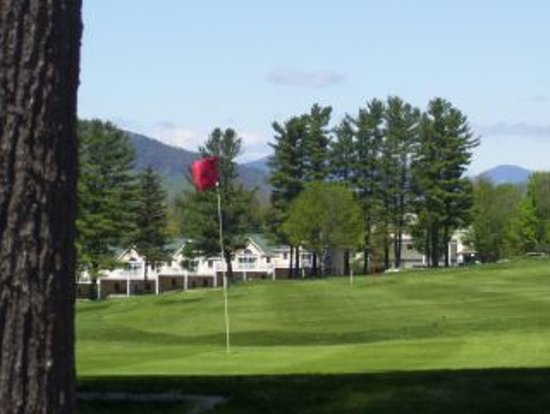 The Bethel Inn Resort : 6,700 yard championship golf course with affordable golf & golf school vacations