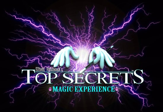 Top Secrets Magic Experience at Capo's Speakeasy