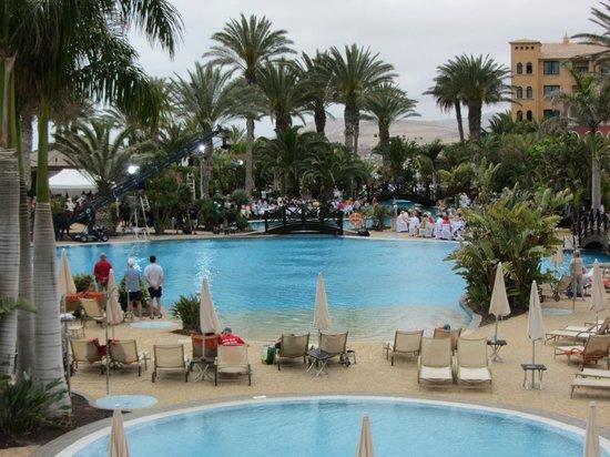 R2 Rio Calma Hotel & Spa & Conference : No-go pool area