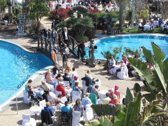 R2 Rio Calma Hotel & Spa & Conference : Pools a-no-go!