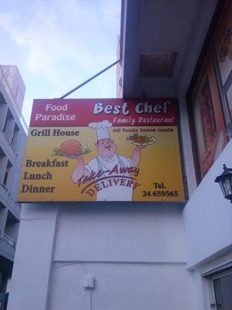 Best Chef Family Restaurant