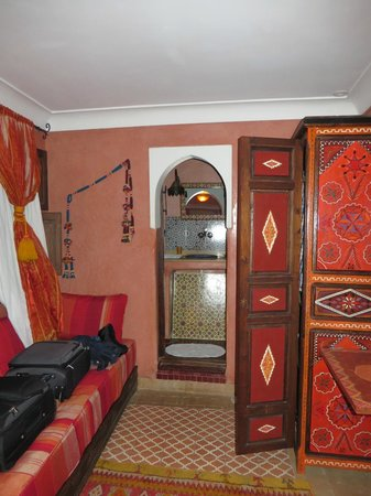 Riad Andalla : Suite Chems