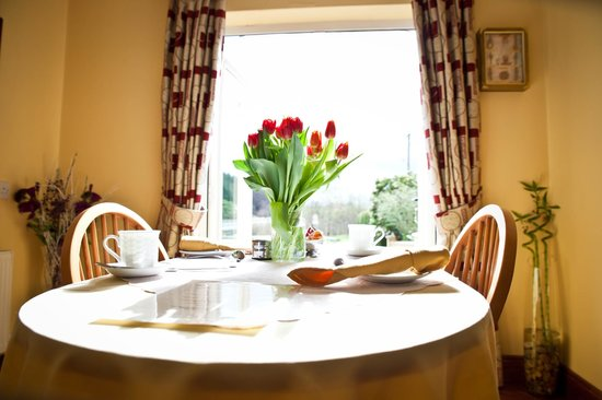 The Gap Lodge: Dining Room