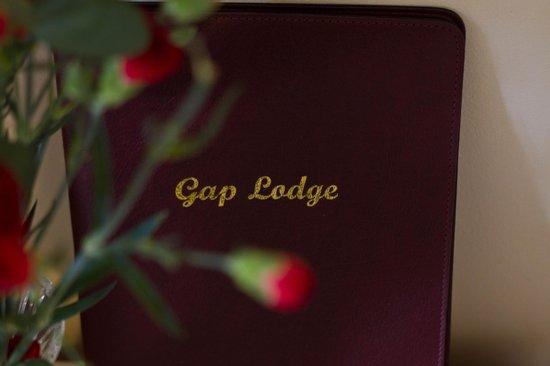 The Gap Lodge: Gap Lodge