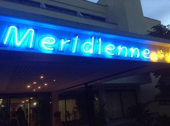 Hotel La Meridienne: nothing fancy