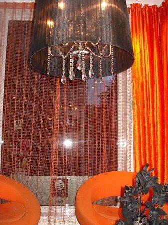 Comfort Hotel Park : Sala da recepção