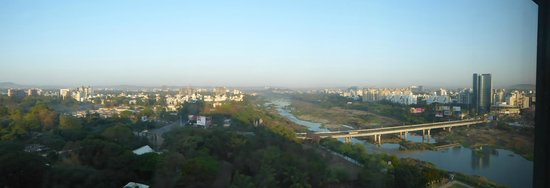 The Westin Pune Koregaon Park: View from my room!