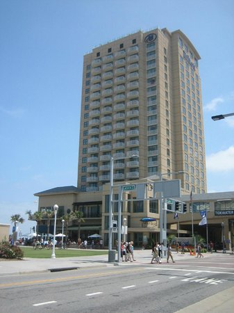 Hilton Virginia Beach Oceanfront