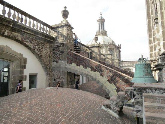 Metropolitan Cathedral (Catedral Metropolitana): bell tower tour at Mexico City's metropolitan cathedral