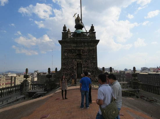 Metropolitan Cathedral (Catedral Metropolitana): bell tower tour at Mexico City's metropolitan cathedral