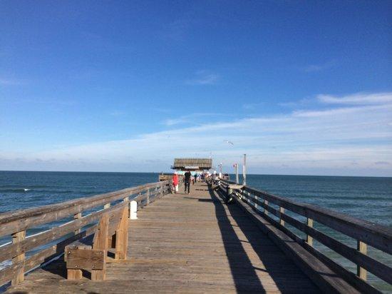 Four Points by Sheraton Cocoa Beach : Cocoa Beach Pier