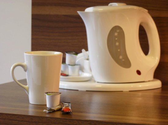 Britannia Study Hotel : Tea or Coffee?
