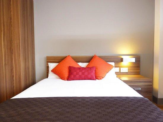 Britannia Study Hotel: Double Bed