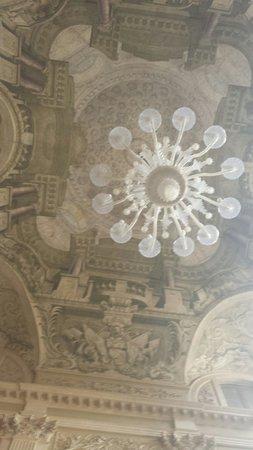 Centro Pastorale Paolo VI: Cio che si vede sulla scalinata