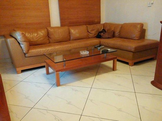 Liberty Suites Hotel - Doha : Room