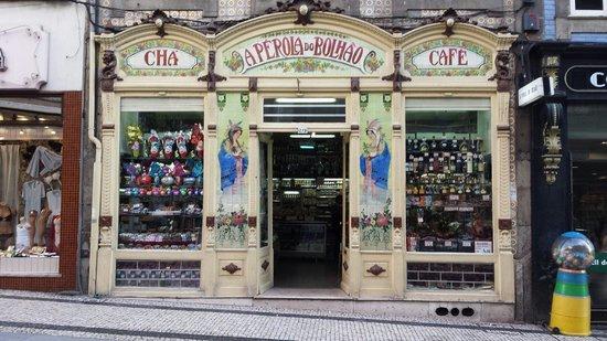 Bluedragon Porto City Tours: Boutique dans la ville